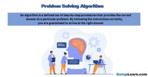 Read more about the article What is Problem Solving Algorithm?, Steps, Representation