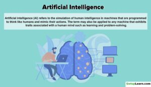Read more about the article What is Artificial Intelligence? Functions, 6 Benefits,  Applications of AI